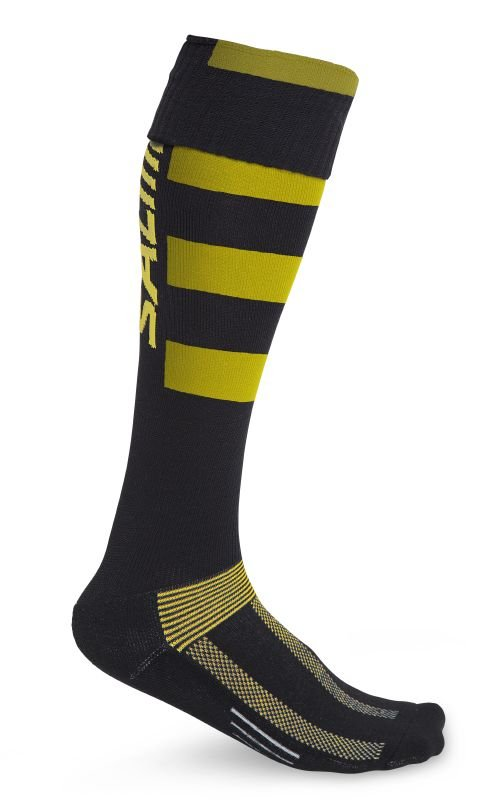 Produkt -  SALMING Coolfeel Team Sock Long Černožlutá, 39-42